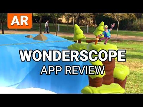 Wonderscope App Review - Immersive & Interactive AR Stories for Kids