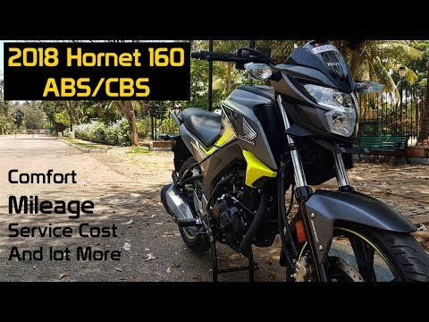 Buy 2018 Hornet ABS/CBS After Watching this  || Detailed Review
