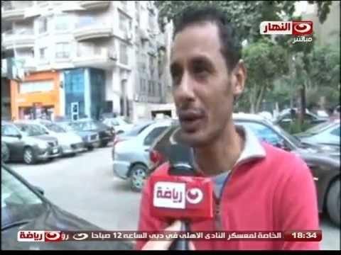 النهار رياضة: صحافة النهار | شاهد ماذا قال تامر عبد الحميد وطارق السيد عن المدير الفني القادم للزمالك