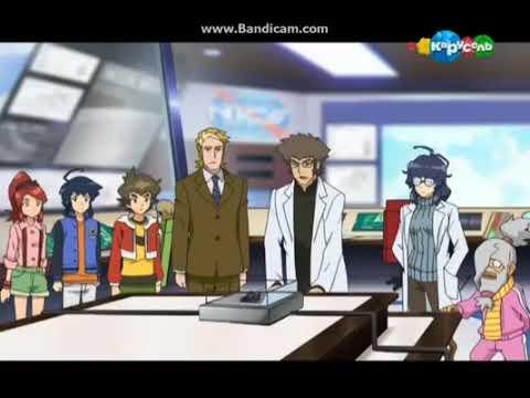 Смотреть мультфильм битвы маленьких гигантов lbx все серии