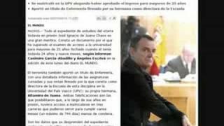 Señor presidente. Canción de Luis Aguilé con trasfondo.