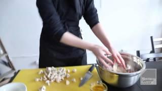 How to make: Camilla Wynne's Marinated Mushroom recipe