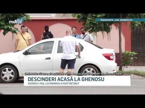 DESCINDERI ACASA LA GHENOSU