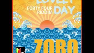 Zoro--Lovely Day (Fourty Four Riddim) JAR 038