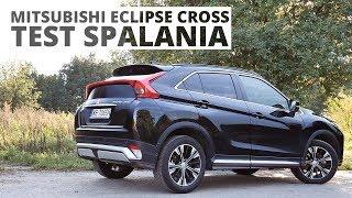 Mitsubishi Eclipse Cross 1.5 T 163 KM (AT) - pomiar zużycia paliwa