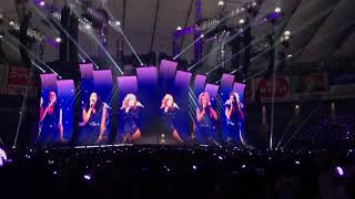 Taylor Swift - Gorgeous - reputation Stadium Tour Tokyo Night 2
