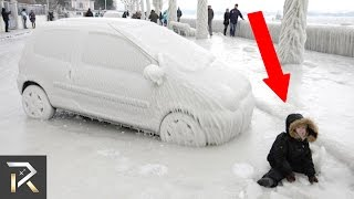 10 of the Strangest Weather Occurrences Ever