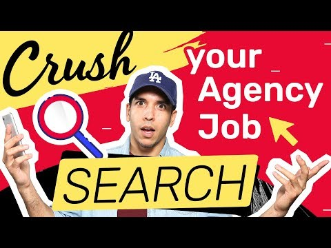 How to get a Job in an Advertising Agency – 5 Hacks & Strategies