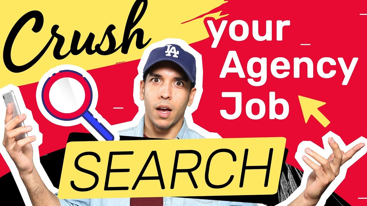 how to get a job at a creative agency