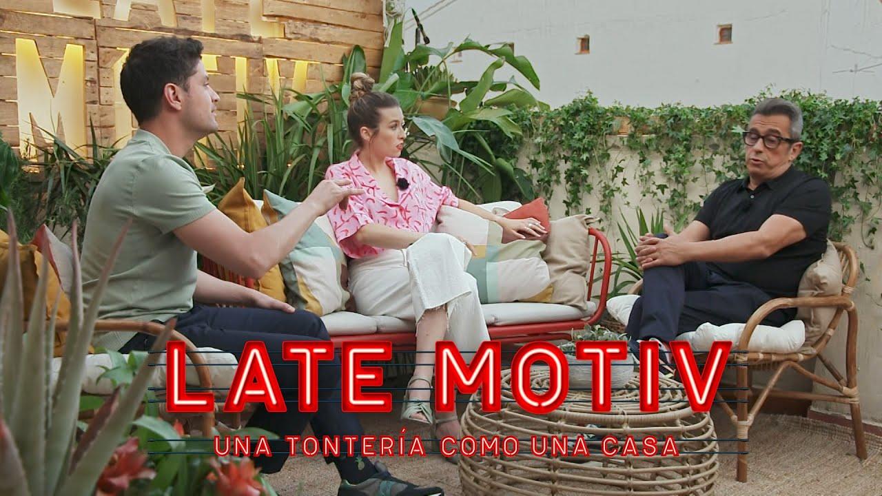 LATE MOTIV - Miguel Maldonado y Eva Soriano. Canción de amor a sus orígenes varios | #LateMotiv889
