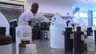 Advanced Water Quality Assurance Laboratory - Agriculture