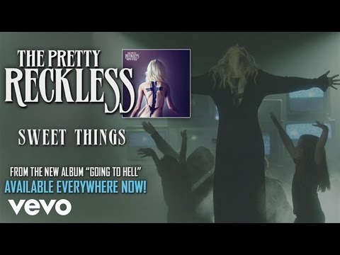 The Pretty Reckless - Sweet Things (audio)