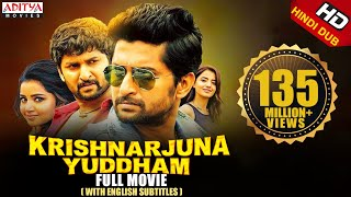 Krishnarjuna Yuddham  New Released Full Hindi Dubbed Movie || Nani, Anupama, Rukshar Dhillon