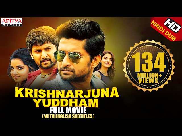 Krishnarjuna Yuddham 2018 New Released Full Hindi Dubbed Movie || Nani, Anupama, Rukshar Dhillon
