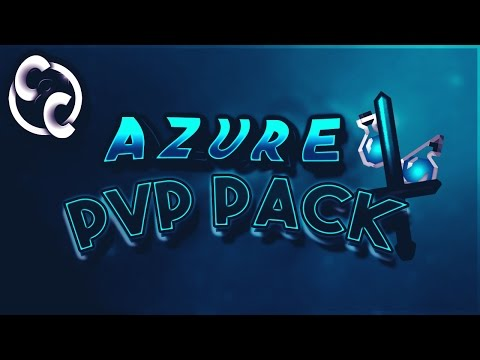 Minecraft Azure UHC Pack/PVP Texture Pack Release [1.7][1.8]