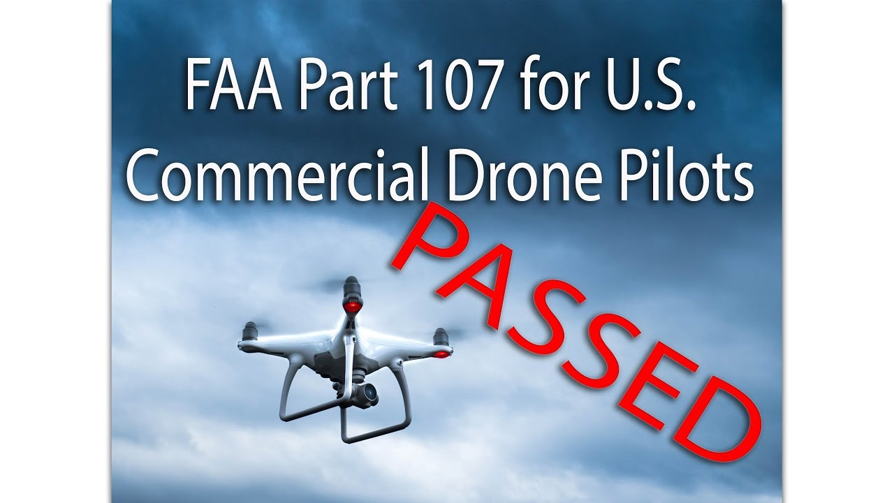 Pass the commercial drone test faa part 107 certification youtube pass the commercial drone test faa part 107 certification xflitez Image collections