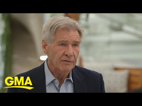 Harrison Ford Talks About New Role In 'Call Of The Wild' L GMA
