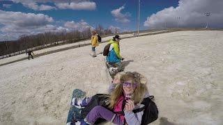 видео Горнолыжный курорт Волен открыт весь год