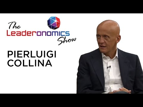 Pierluigi Collina, World's Most Famous Referee on The Leaderonomics Show
