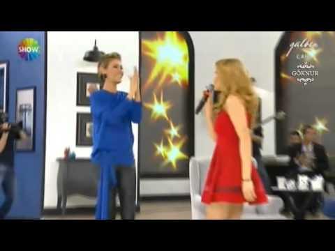 SHOW TV'de Gülben Ergen'e Göknur Konuk (27.01.2014)