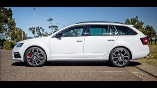 New Car: 2018 Skoda Octavia RS wagon review
