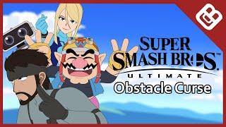 Super Smash Bros. Ultimate Animation - Obstacle Curse (ft. ScottFalco)