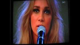Agnes - One Last Time (Grattis Kronprinsessan Victoria) 14.July-2012