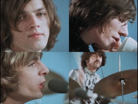Pink Floyd - 1968 rare live footage HD