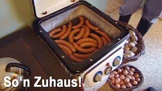 In der DDR erwärmte man Würstchen mit der Waschmaschine - Kurt Lotz auf Zeitreise in Norddeutschland