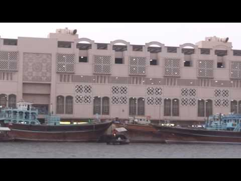 Travel and Tourist places of Dubai 13 April 2013 United Arab Emirates UAE