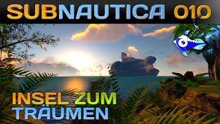SUBNAUTICA [010] [Inseltraum und schöner Raum] Let's Play Gameplay Deutsch German thumbnail