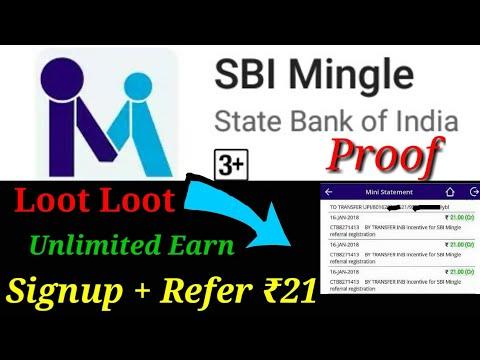 Mingle sign up
