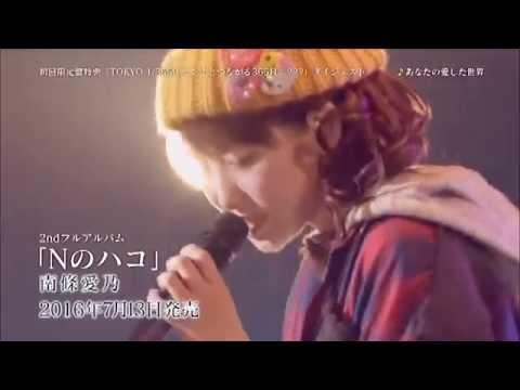 【南條愛乃】「Yoshino Nanjo 1st LIVE TOKYO 1/3650 ミンナとつながる365日×???」