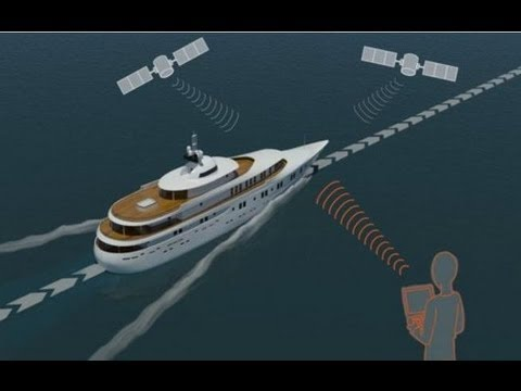 Hacking a Yacht - $80 Million Dollar Boat Taken Over Remotely By Hackers