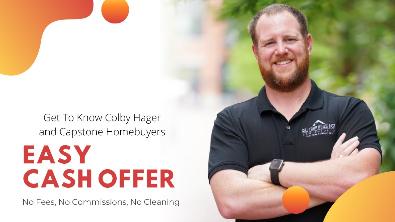 Introduction To Capstone Homebuyers We Buy Houses San Antonio