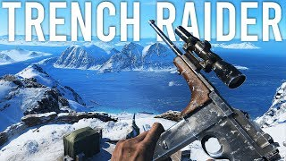 Trench Raider - Battlefield 5