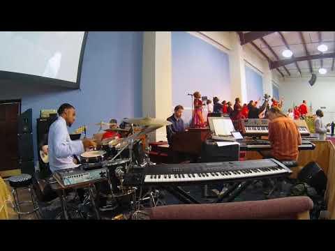 Karen Clark Sheard: God Is Here (Drums) mp3