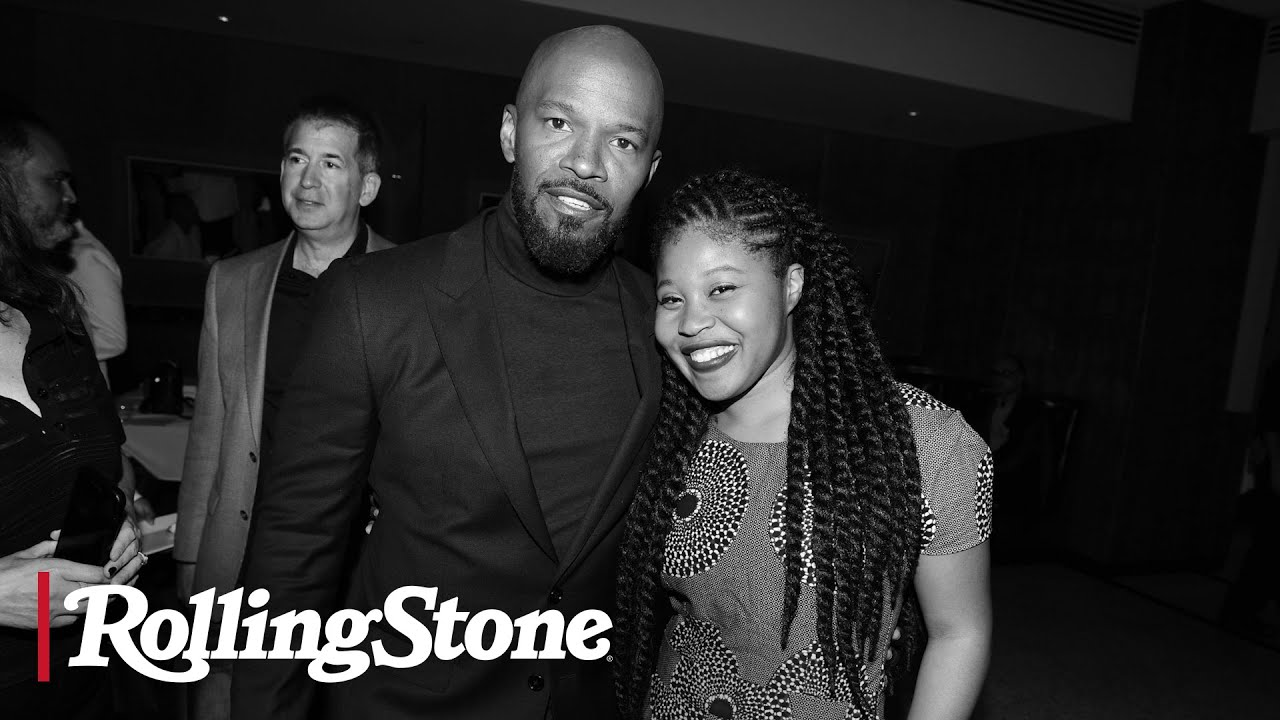 Jamie Foxx and Dominique Fishback Discuss First Working Together on 'Project Power' | The First Time