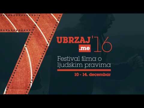 Festival filma o ljudskim pravima UBRZAJ 2016