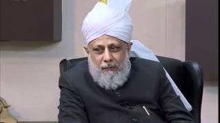 Gulshan-e-Waqfe Nau Nasirat/Lajna, 25 Mar 2012, Educational class with Hadhrat Mirza Masroor Ahmad