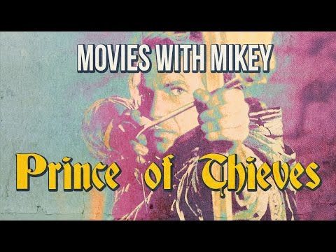 Robin Hood: Prince of Thieves (1991) - Movies with Mikey