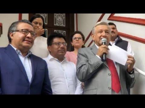 AMLO anuncia la creación de Instituto para atender a indígenas en su lengua y cultura