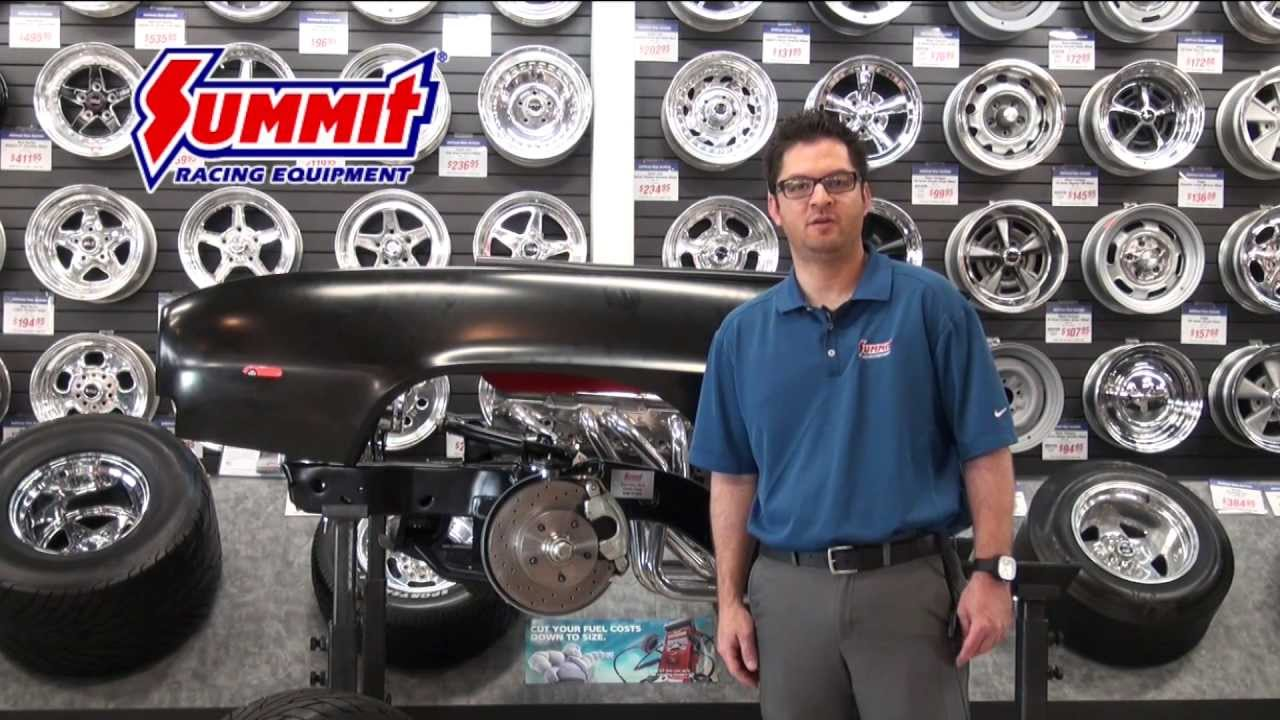 Measure For Custom Wheel Amp Tire Sizes Summit Racing