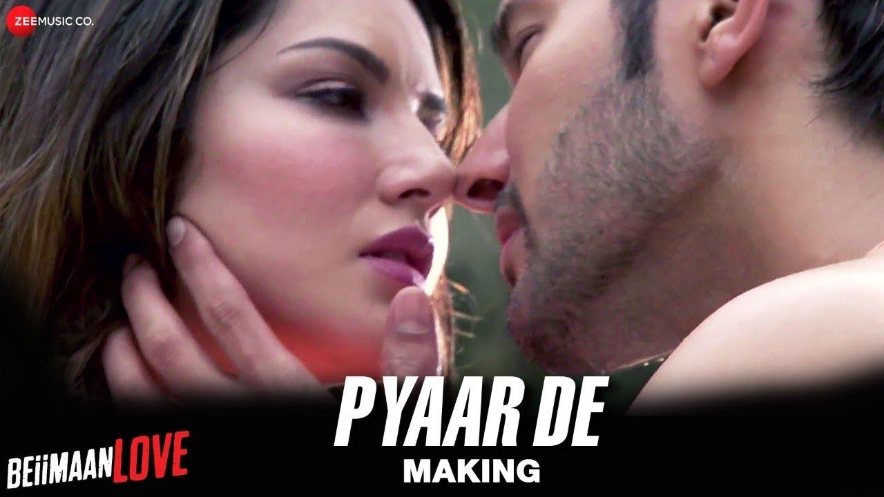 Download Pyaar De - Making | Beiimaan Love | Sunny Leone & Rajniesh Duggall | Ankit Tiwari