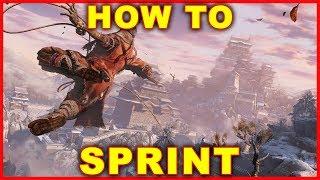 Sekiro: How to Sprint & Run Faster