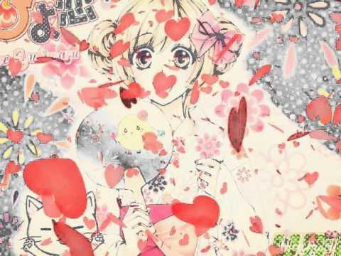 Видеоролик из картинок аниме,,любовь цыпленка,,