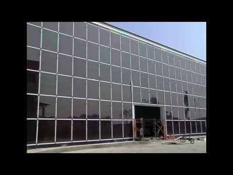 Star8 Solar Glass Windows