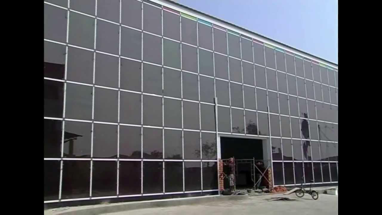 Star8 Solar Glass Windows Youtube
