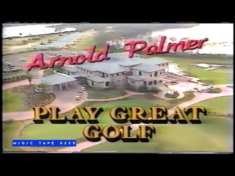 "Arnold Palmer Play Great Golf ""Mastering The Fundamentals"" - 1998"