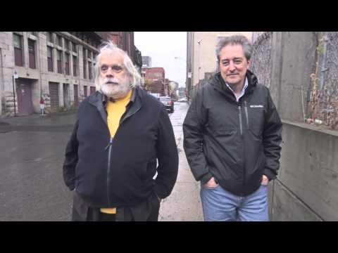 Websérie Grosses têtes : Michel Parazelli, professeur à l'École de travail social